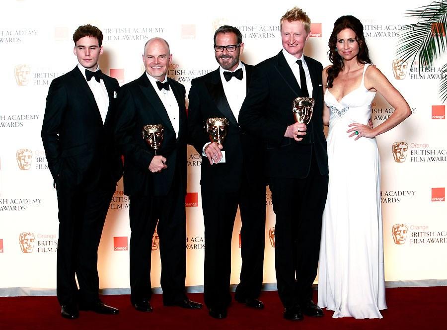 BAFTA ödüllerinin sahipleri belli oldu