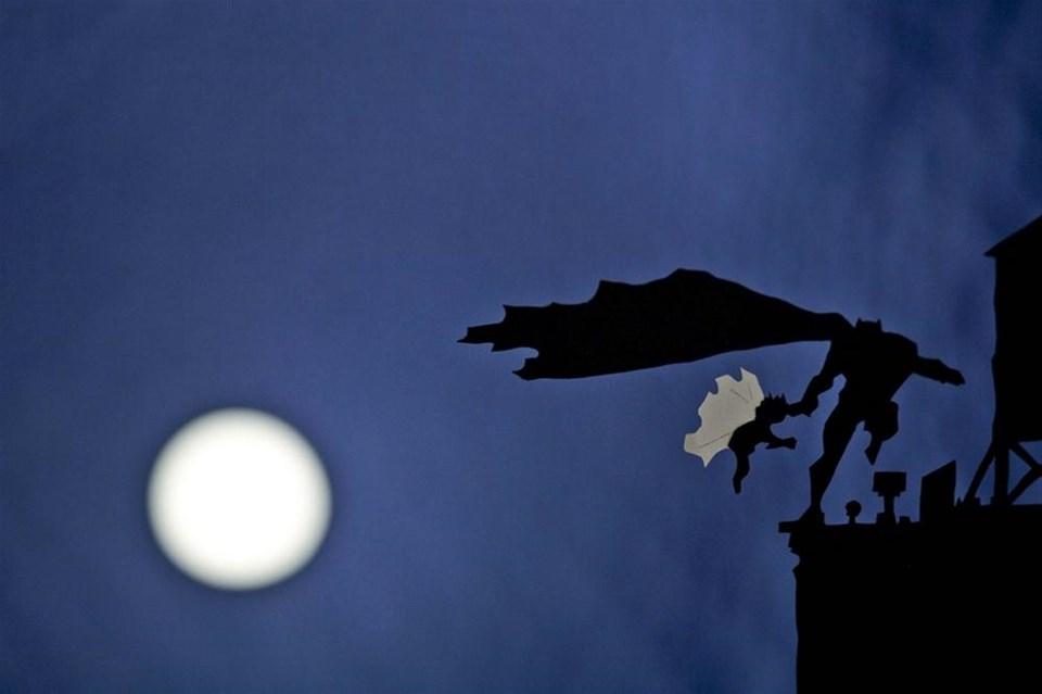 Batman karanlık tarafta