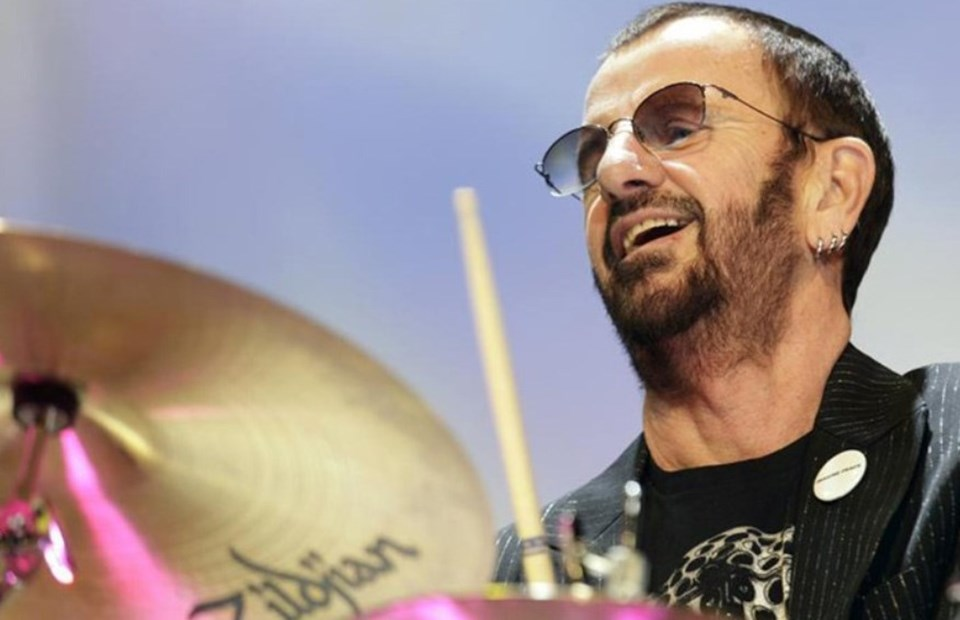 BEATLES'IN DAVULCUSU RINGO STARR