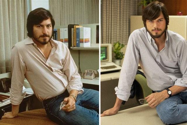 Steve Jobs-Ashton Kutcher
