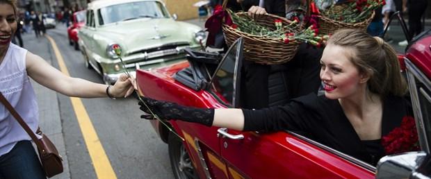 Beyoğlu'nda 50 gün sürecek festival başladı