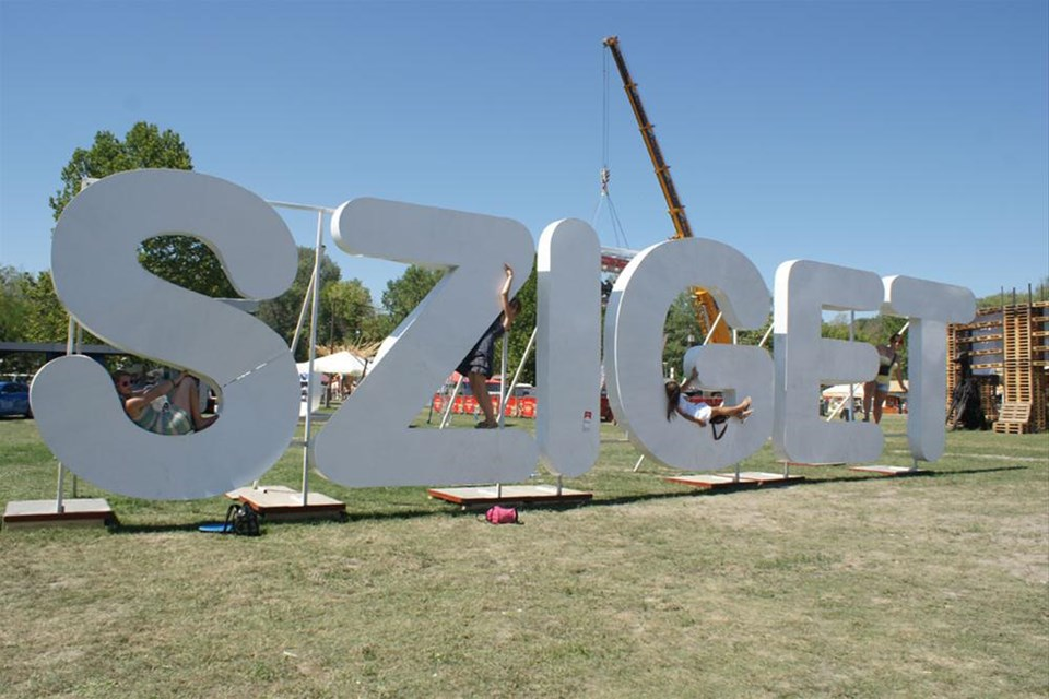 Bir festivalden fazlası: Sziget