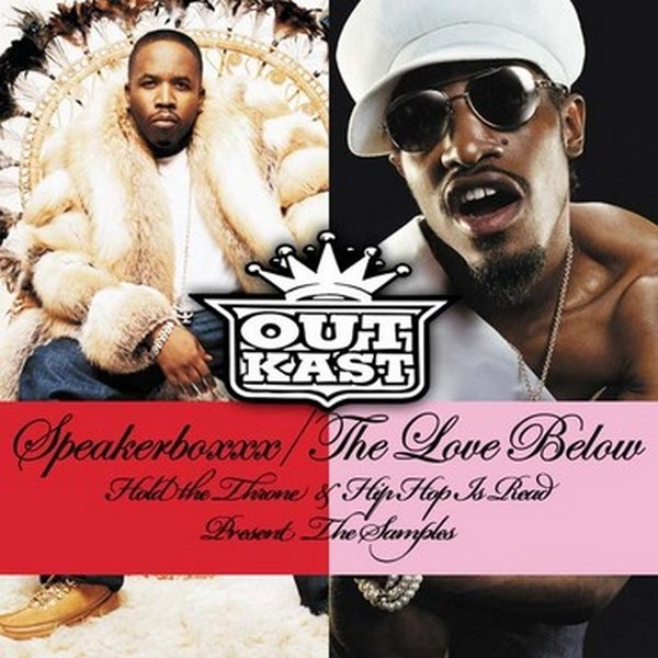 OutKast, 'Speakerboxx'/'The Love Below'