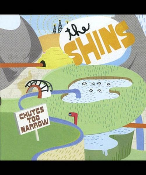The Shins, 'Chutes Too Narrow'