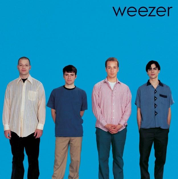 1. Weezer, Weezer