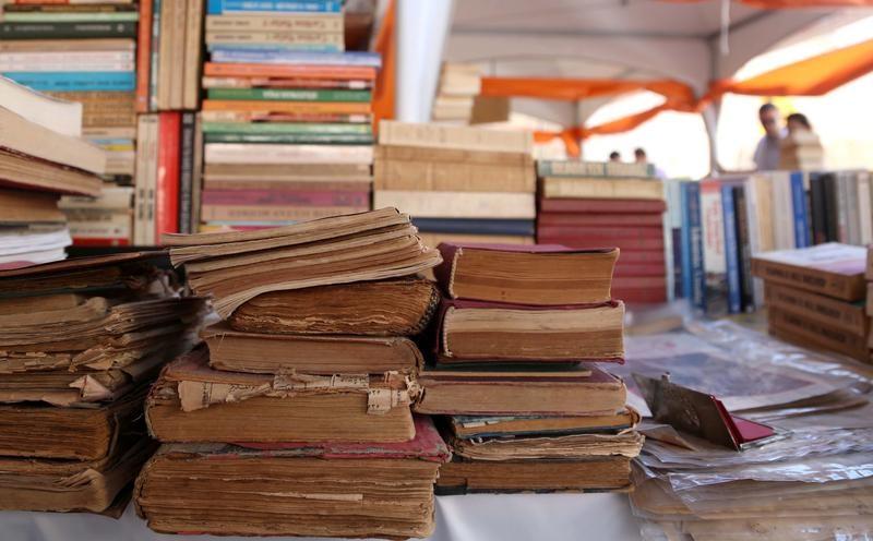 Bu da kitapların festivali
