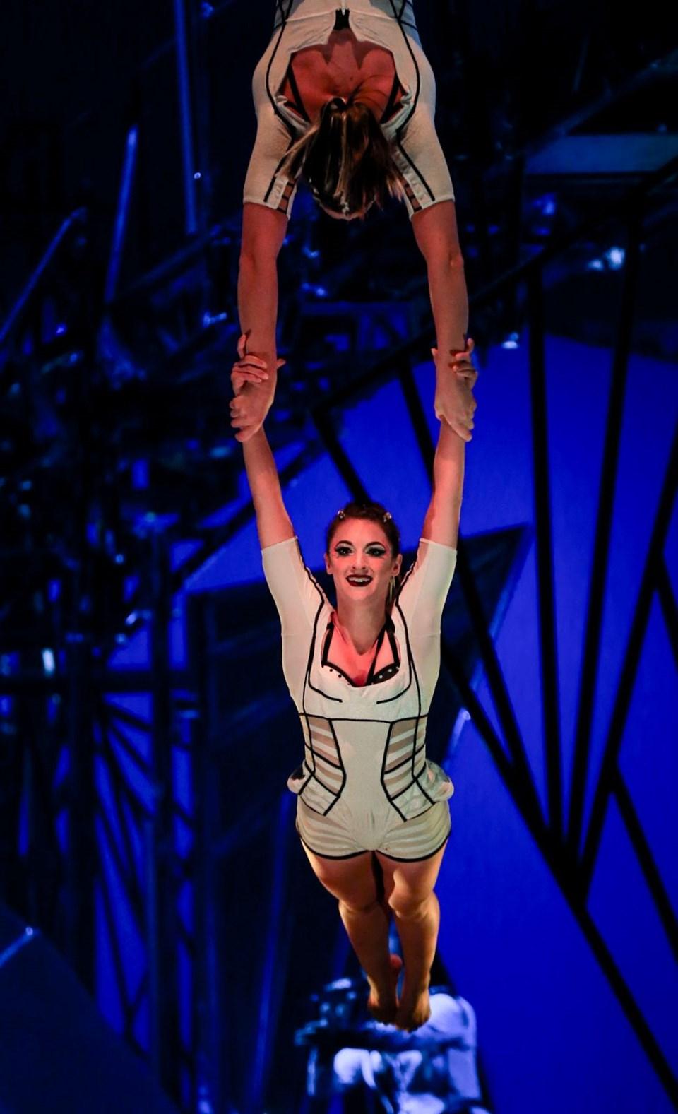 Cirque du Soleil İstanbul'da