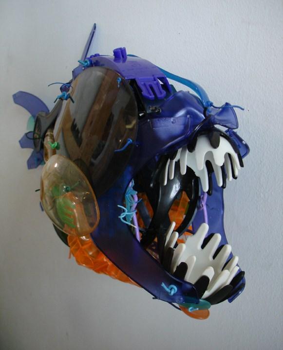 Çöpten gelen sanat