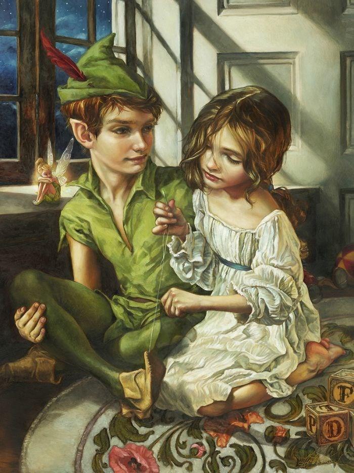 Peter Pan ve Wendy