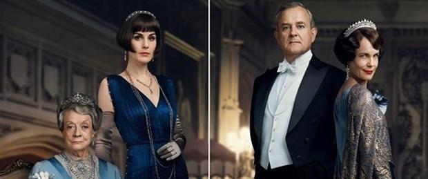 Downton Abbey'in ekip afişi yayınlandı