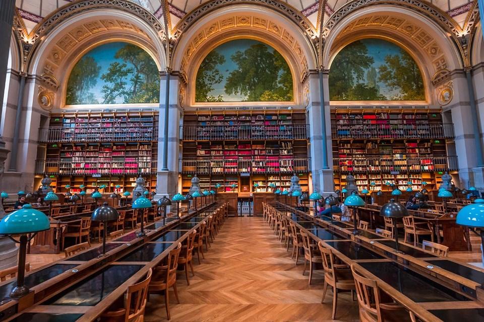 Fransa Ulusal Kütüphanesi