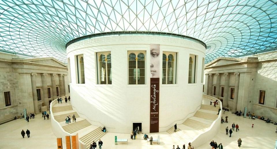 British Museum, İngiltere