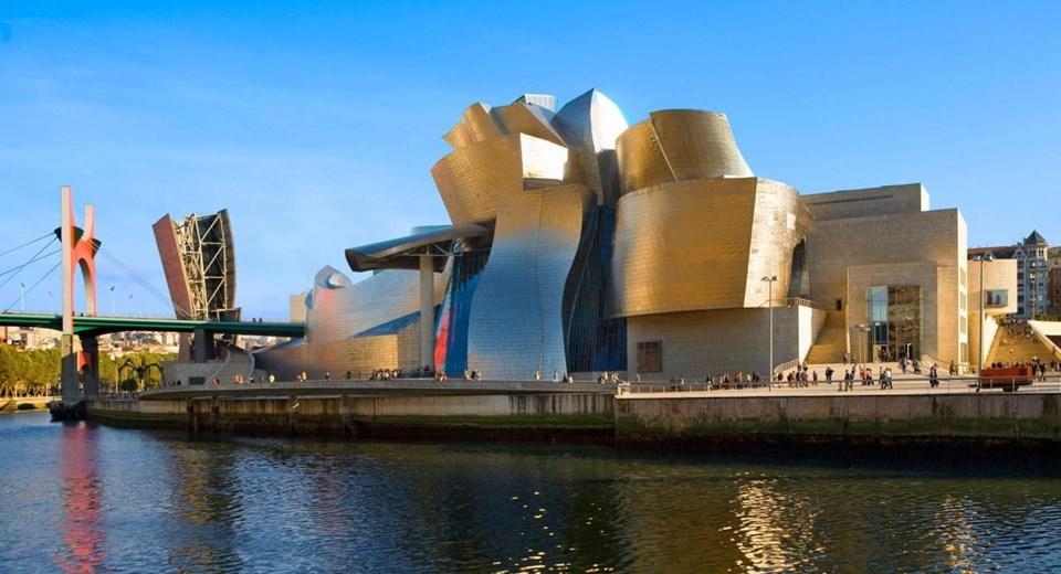 Guggenheim, İspanya