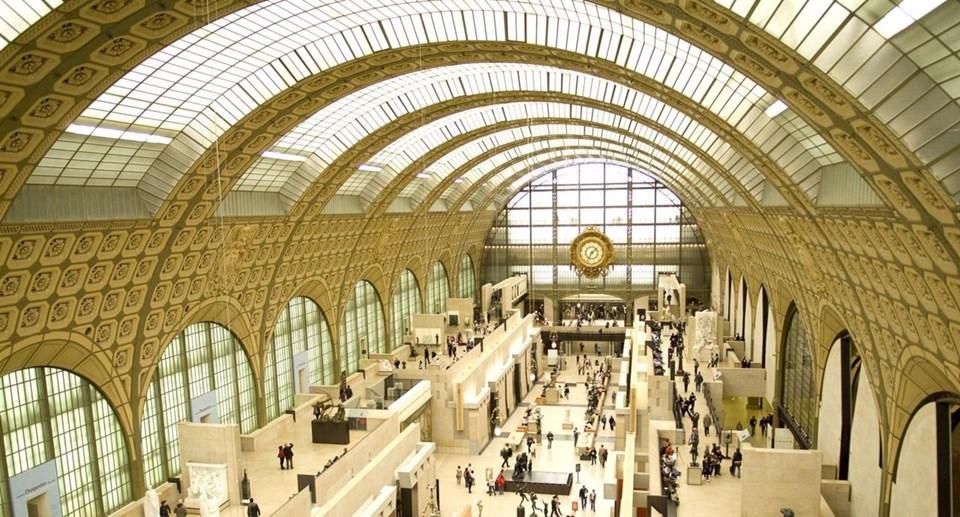 Musee d'Orsay, Fransa