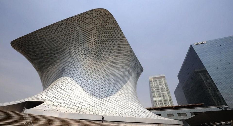 Museo Soumaya, Meksika