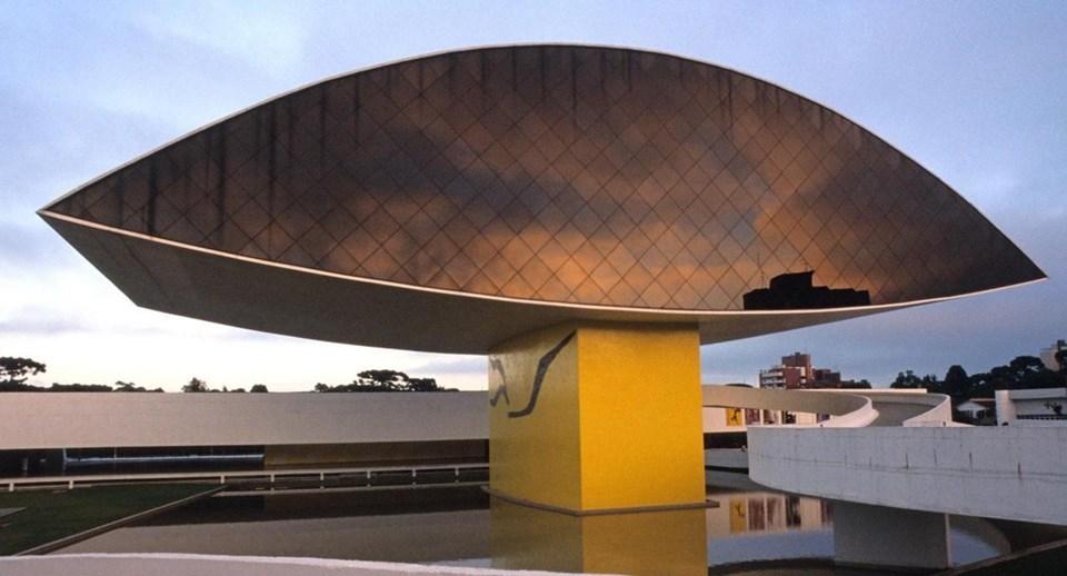 Oscar Niemeyer, Brezilya
