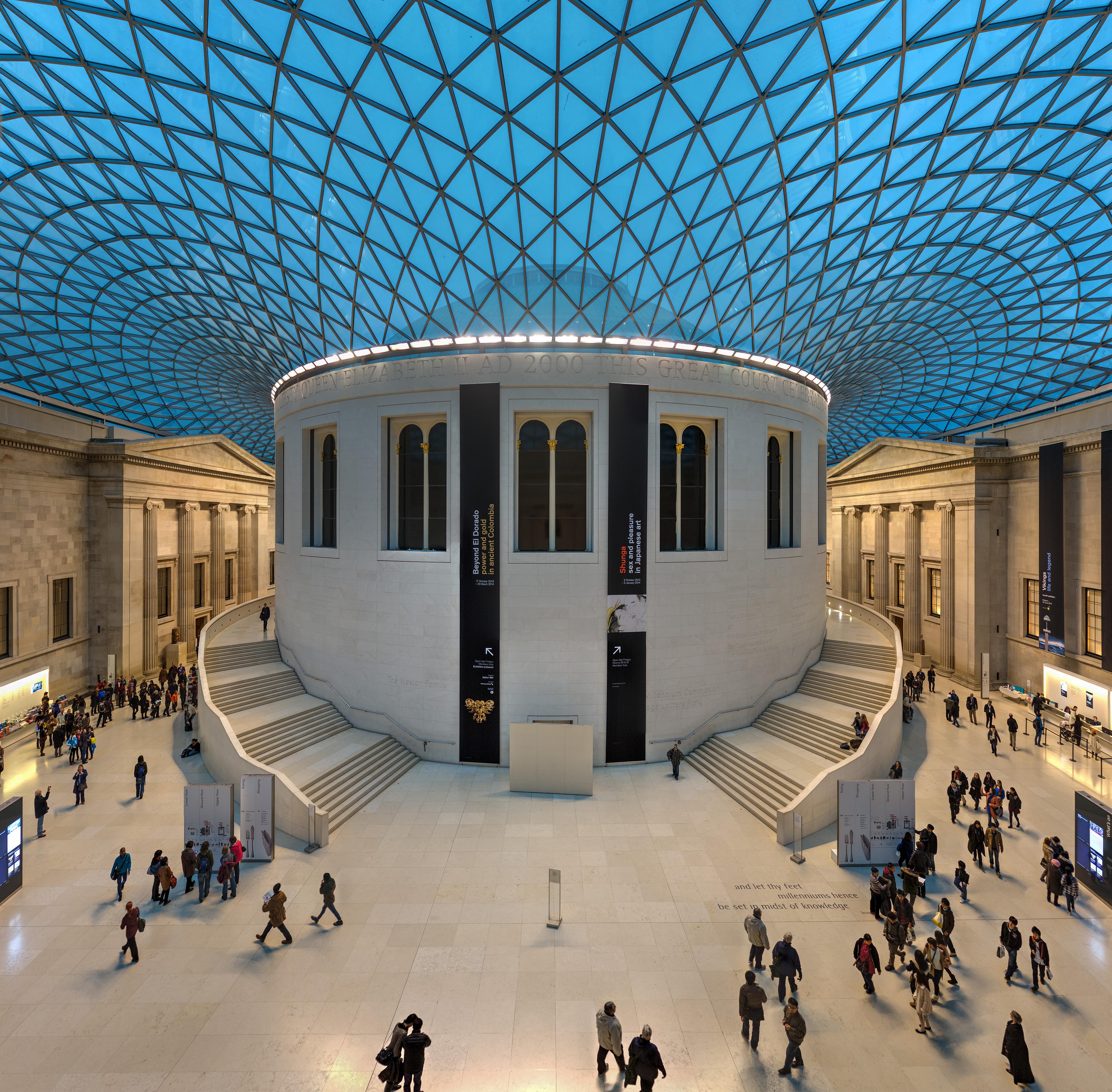 Dünyanın en popüler 20 müzesi