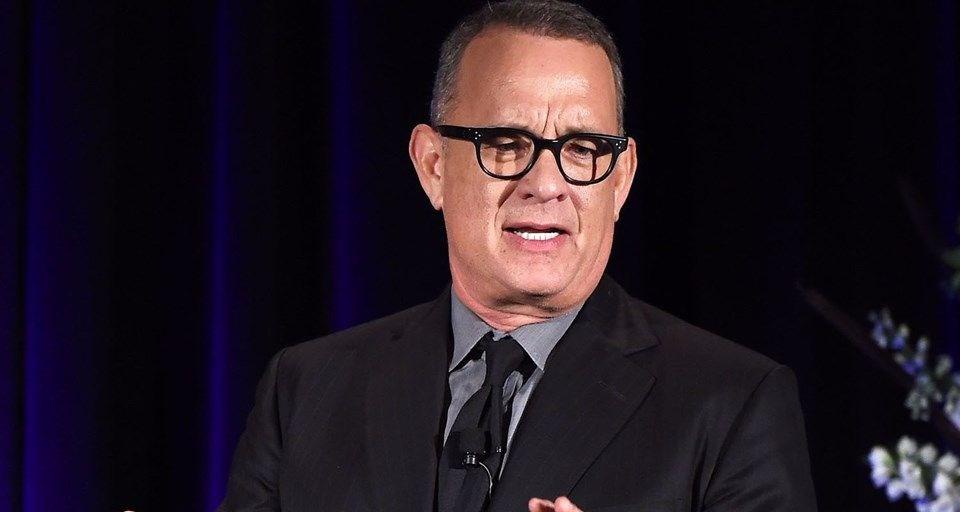 Tom Hanks'in ilk kitabı
