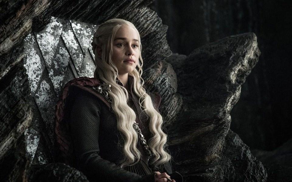 Game of Thrones 8. sezon, Game of Thrones final, Emilia Clarke, Kit Harington, Yabancı Dizi, Altın Küre