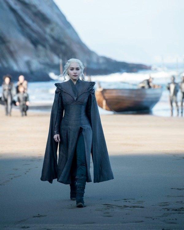 Game of Thrones, Taht Oyunları,Emilia Clarke