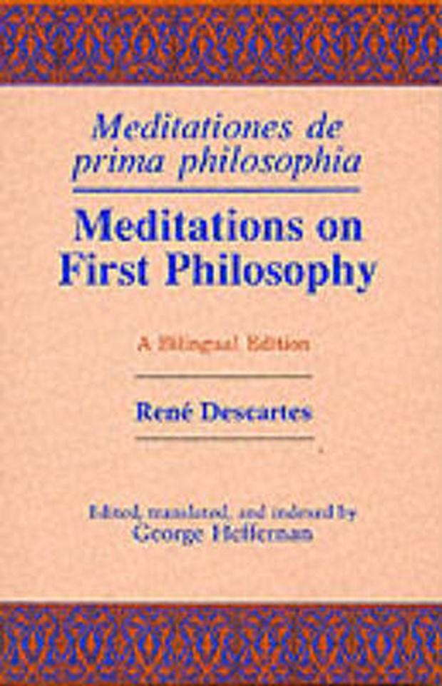 essays on descartes meditation 3