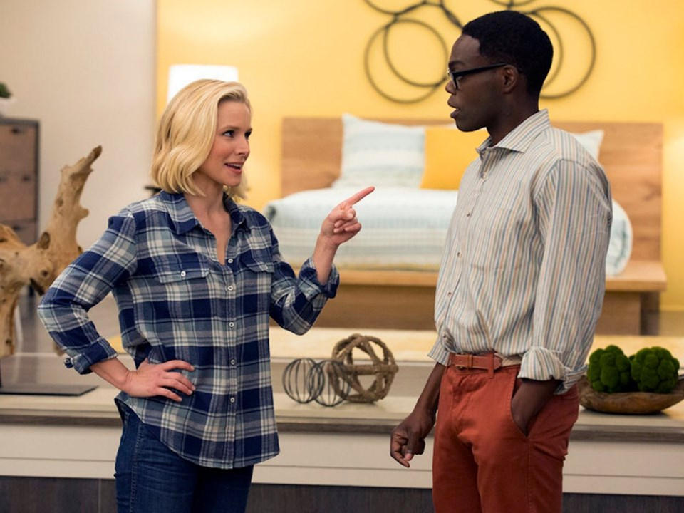 """11. """"The Good Place"""" (NBC)"""