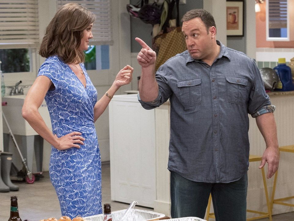 """2.""""Kevin Can Wait"""" (CBS)"""