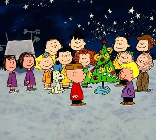 30- A Charlie Brown Christmas