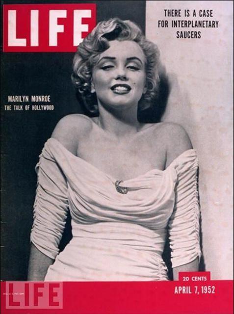 En iyi Marilyn Monroe fotoğrafları