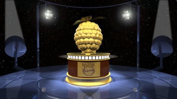 Altın Ahududu Ödülleri sahiplerini buldu