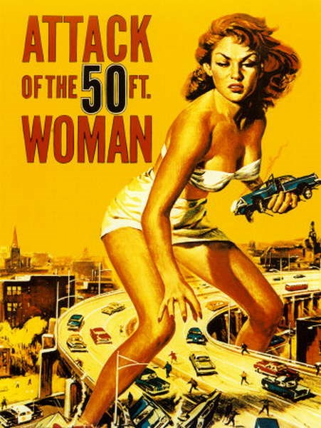 Attack of the 50 Foot Woman  Wikipedia