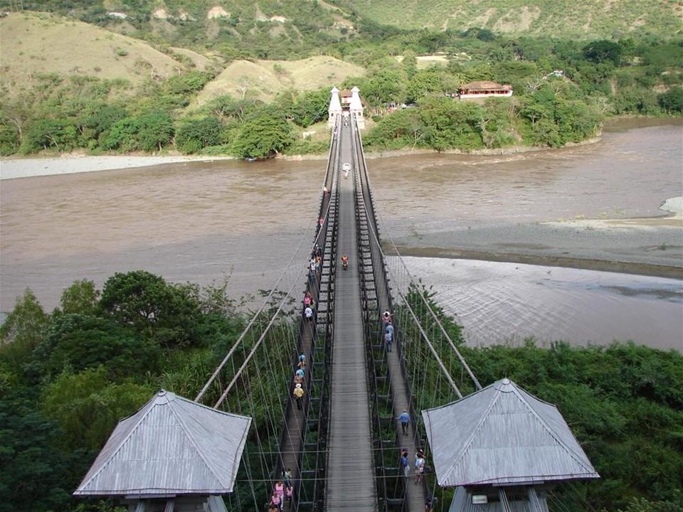 119 - Puente Colgante de Occidente