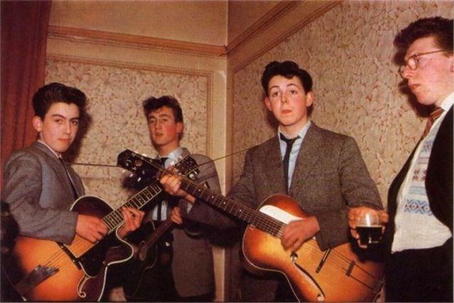 Ergen Beatles