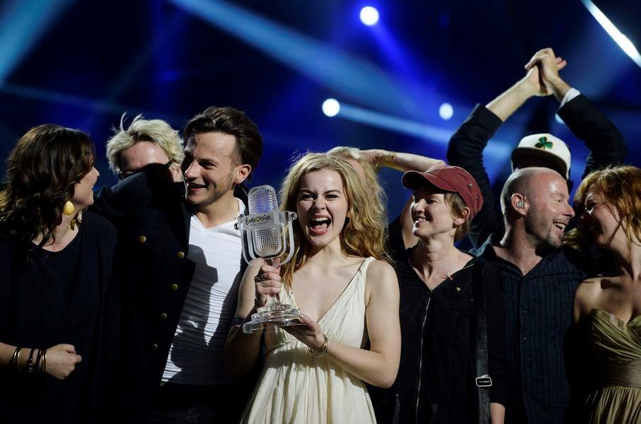Eurovision 2013'ü Danimarka kazandı