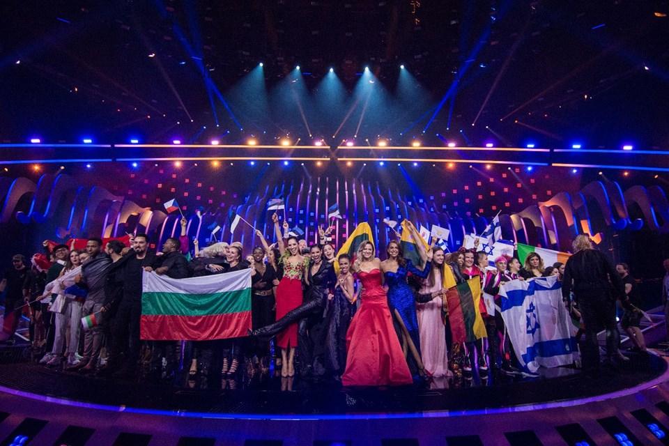 eurovision 2018, eurovision 2018 yarı final