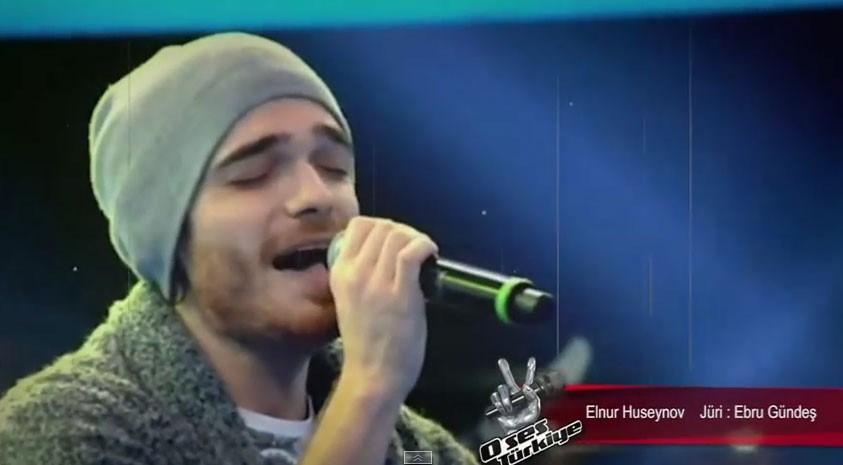 Elnur, O Ses Türkiye Yarışması'nda tanınmıştı
