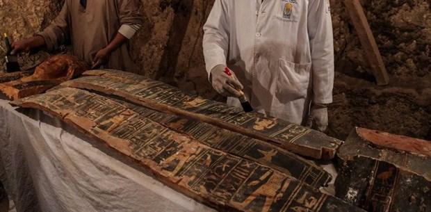 Firavun'un mezarlarındaki saklı tarih