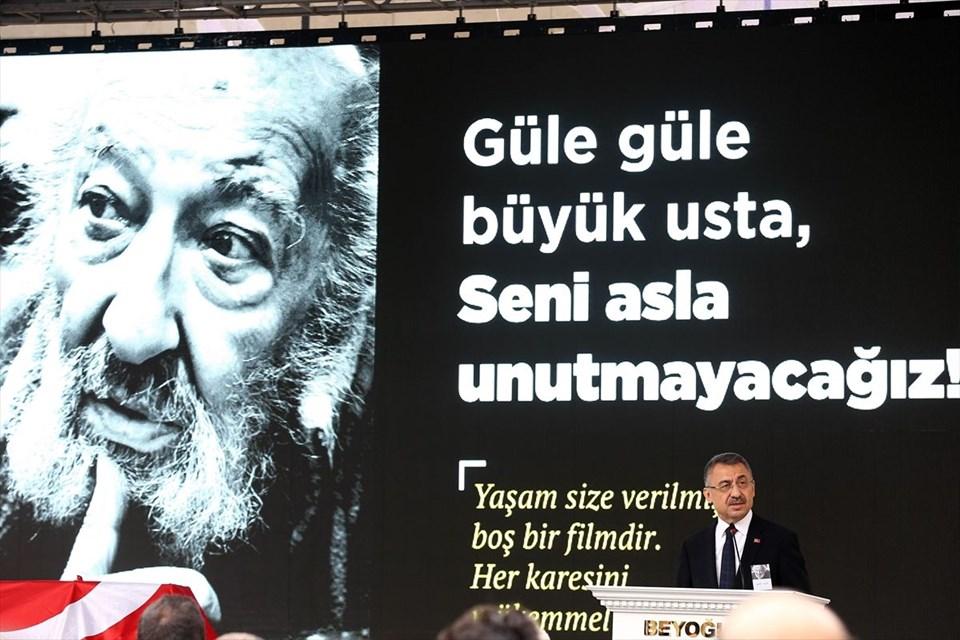 Ara Güler, Ara Güler için tören, Ara Güler'in son yolculuğu