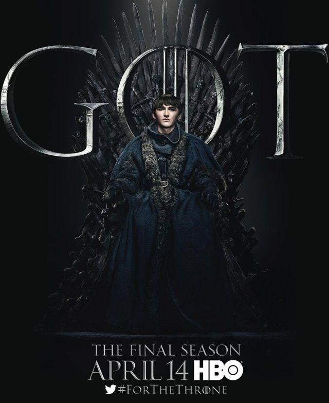 Bran Stark (Isaac Hempstead Wright)