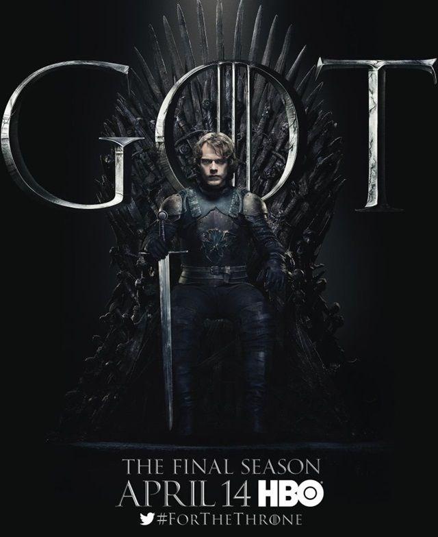 heon Greyjoy (Alfie Allen)