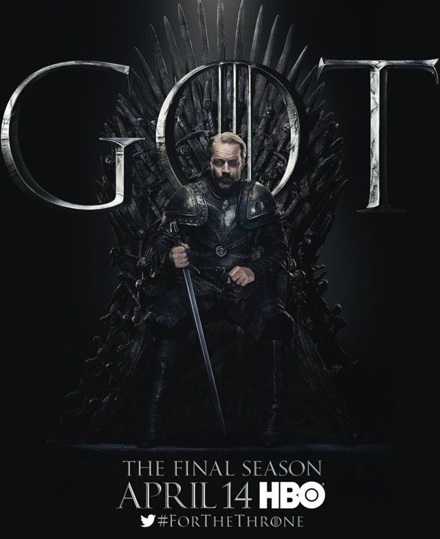 Jorah Mormont (Iain Glen)