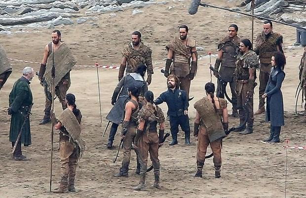 Game Of Thronesun 7 Sezon Senaryosu Sızdı 1 Ntv