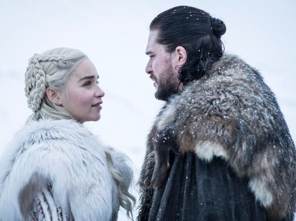 Game of Thrones, Taht Oyunları, dizi, Game of Thrones yeni bölümleri, Game of Thrones süresi, Game of Thrones 8. sezon