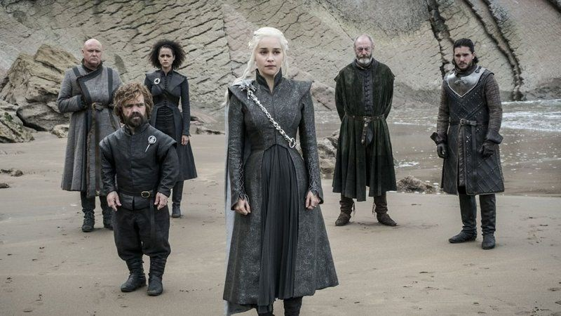 Game of Thrones, Game of Thrones'un 8. sezonu ne zaman, Game of Thrones spoiler, Game of Thrones final, Yabancı dizi izle, yaşam, magazin, sanat, sinema, khaleesi, jon snow, targenyen