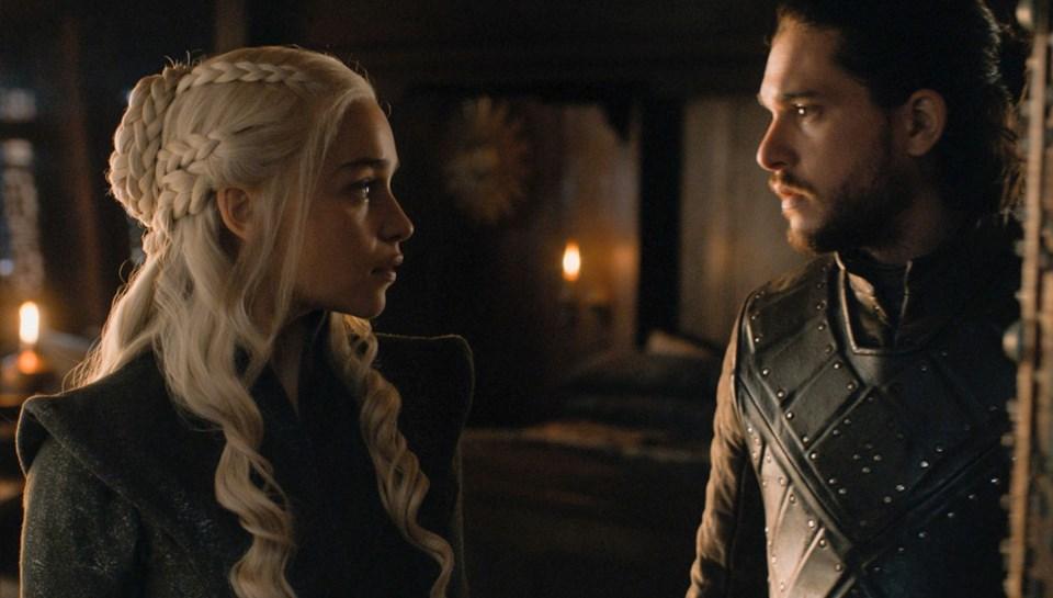 yabancı dizi önerisi, yabancı dizi izle, yeni yabancı dizi izle, Winterfell, Game of Thrones 8. sezon, Game of Thrones final, Khaalesi, Jon Snow, Stark