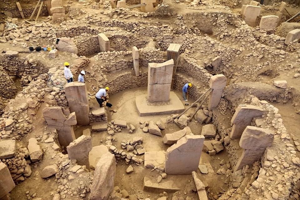 göbeklitepe kazıları ile ilgili görsel sonucu
