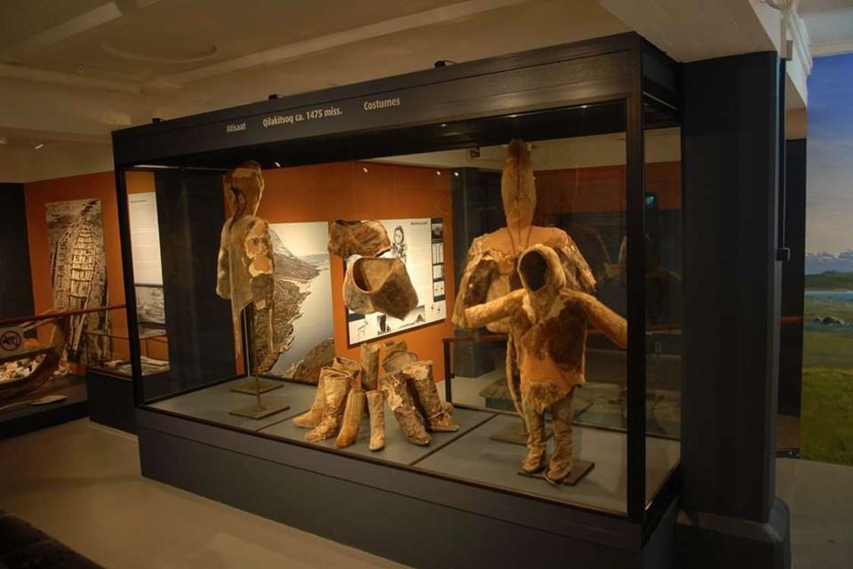 Fotoğraflar: Grönland Ulusal Müzesi