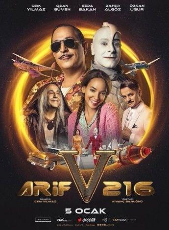 """ARİFV216"""