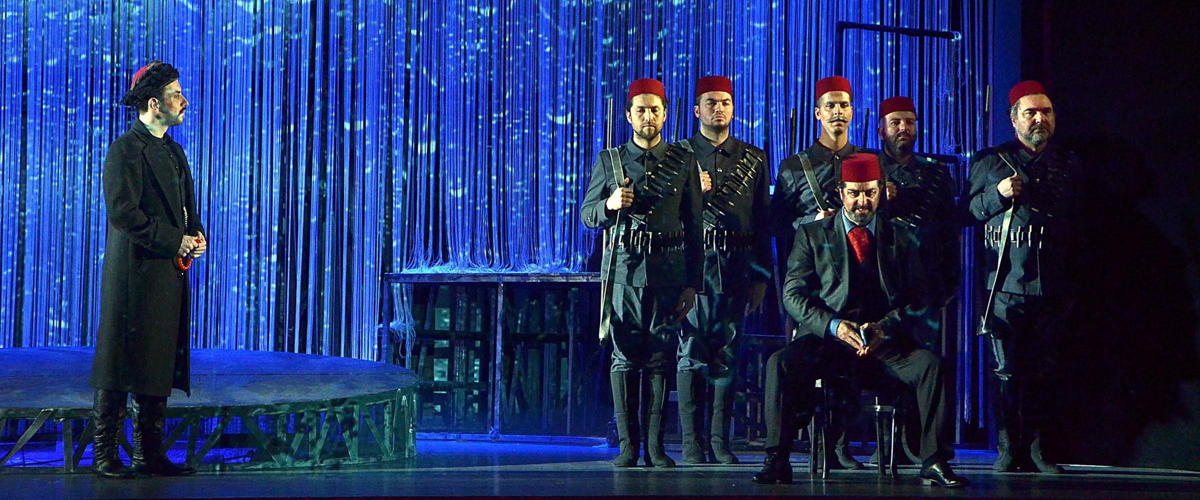 Hekimoğlu Operası Sahnelendi