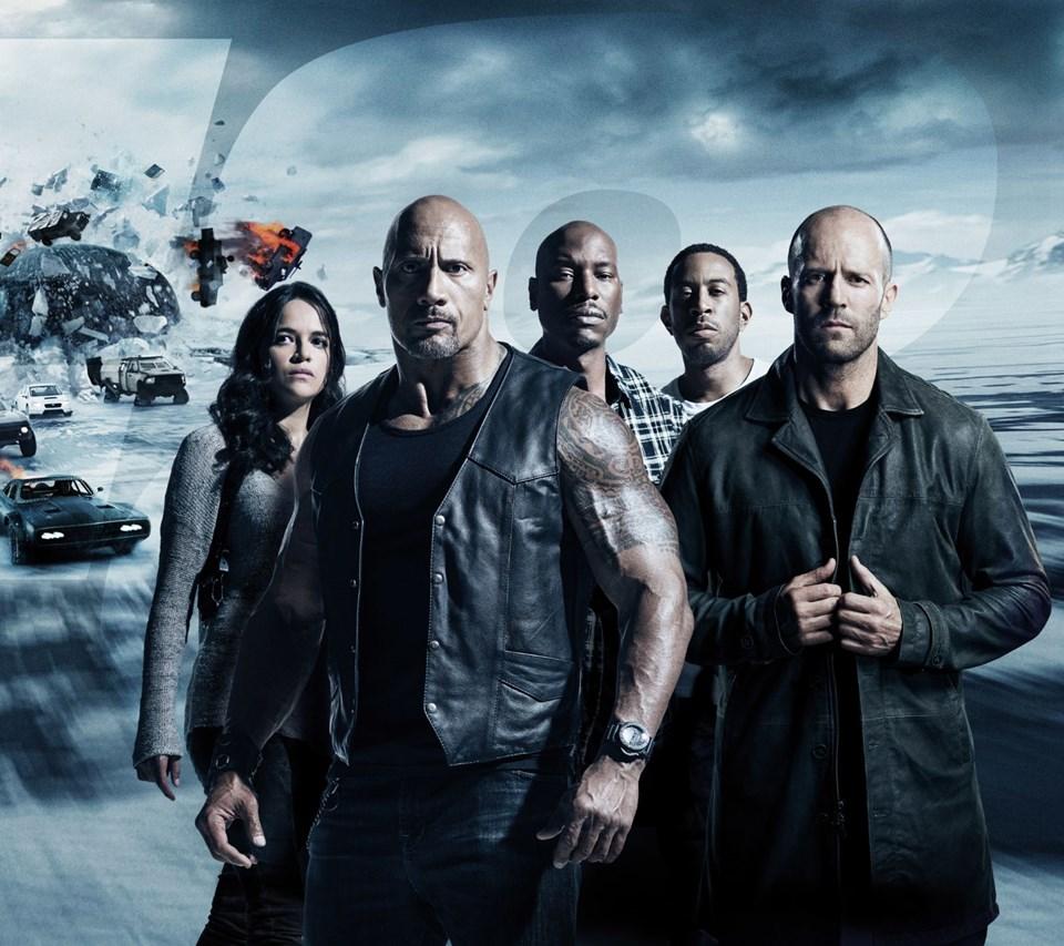 Hızlı Ve öfkeliden Dwayne Johnson Ve Jason Stathamlı Yeni Film